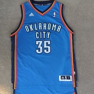 Kids NBA Durant Oklahoma City Thunder jersey 35